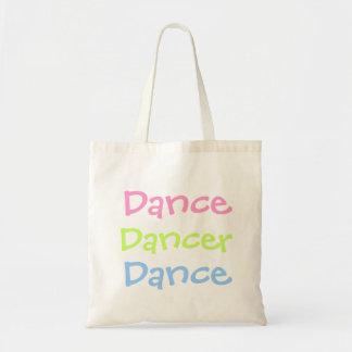Dance Dancer Dance Tote Bag