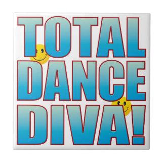 Dance Diva Life B Ceramic Tiles