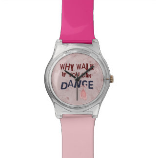 Dance Don´t Walk Watch