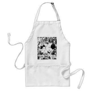 Dance eightfold dance 10 of flower standard apron