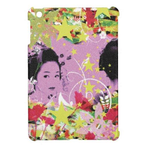 Dance eightfold dance 11 of flower cover for the iPad mini