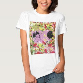 Dance eightfold dance 11 of flower shirts