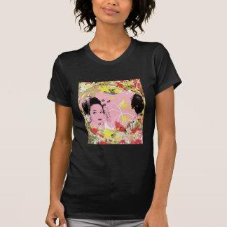 Dance eightfold dance 18 of flower t-shirts