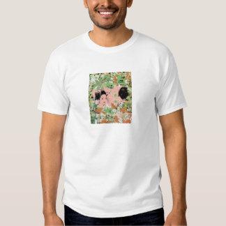 Dance eightfold dance 2 of flower tee shirt