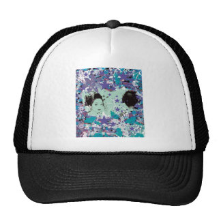 Dance eightfold dance 5 of flower trucker hat