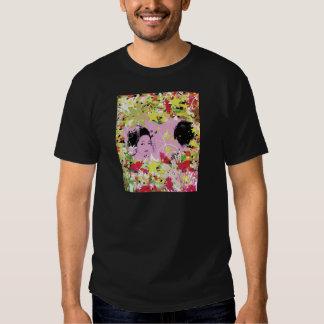 Dance eightfold dance 8 of flower t shirts