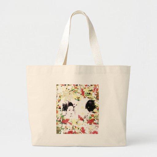Dance eightfold dance 9 of flower bag