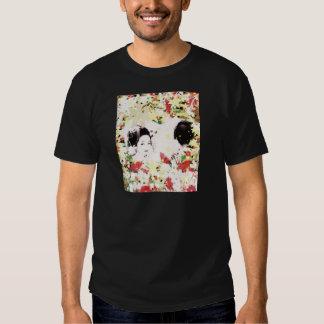 Dance eightfold dance 9 of flower tee shirt