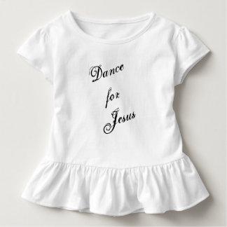 Dance for Jesus Girl's shirt