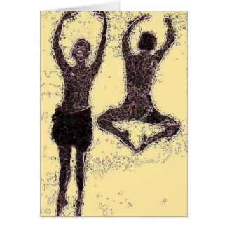 Dance for Joy Card
