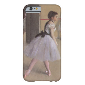 Dance Foyer at the Opera by Edgar Degas Barely There iPhone 6 Case
