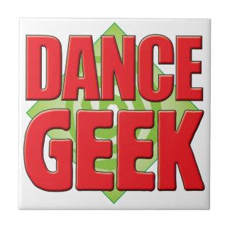 Dance Geek v2 Ceramic Tiles