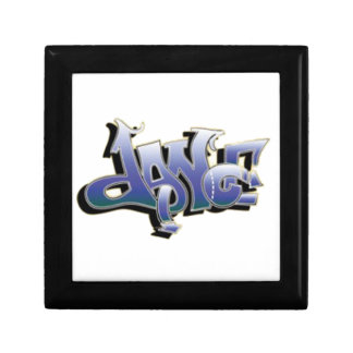 Dance Graffiti Gift Boxes