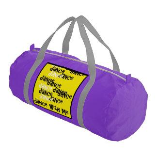 Dance gym/travell bag by Luv U ❤️ Luv Me