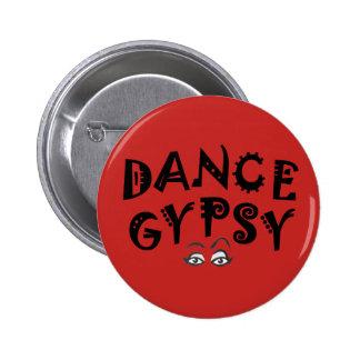 Dance Gypsy Button