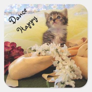 Dance Happy - Kate the Ballerina Stickers