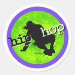 Dance - Hip Hop stickers
