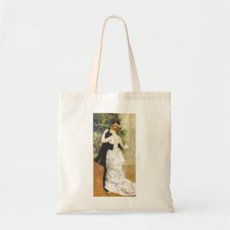 Dance in the City by Renoir Budget Tote Bag