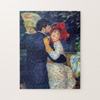 Dance in the Country Renoir Fine Art Jigsaw Puzzle