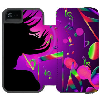 dance incipio watson™ iPhone 5 wallet case