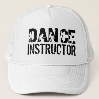 DANCE Instructor Trucker Hat