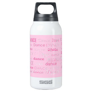 Dance Insulated Water Bottle