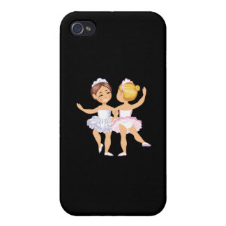 Dance Case For iPhone 4