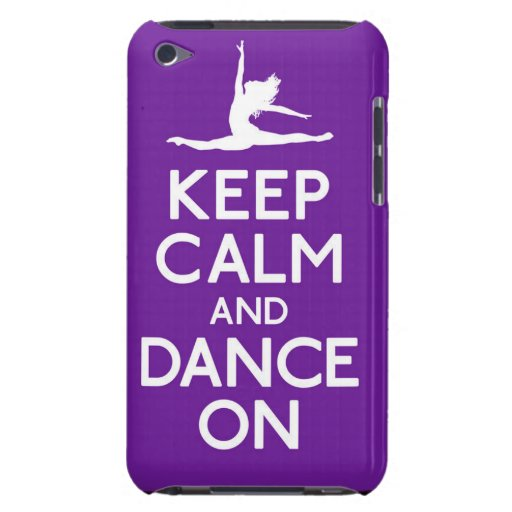 Dance Ipod touch 4th generation case Case-Mate iPod Touch Case