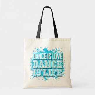 Dance is Love Dance is Life Bag