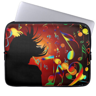 dance laptop computer sleeves