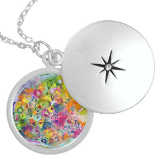 Dance Locket Necklace