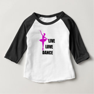 dance love live baby T-Shirt