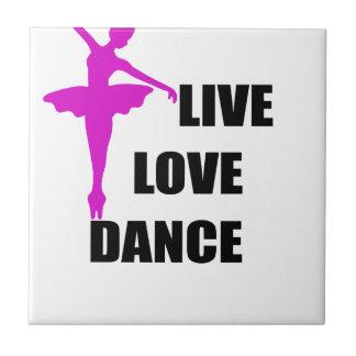 dance love live tile