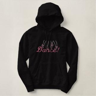 Dance Lover Sweatshirt - Pink (for Dark Shirts)