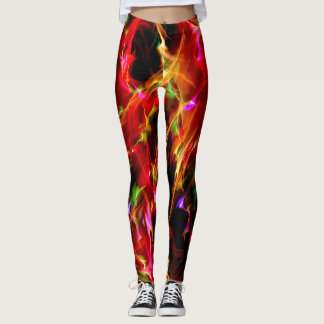 DANCE MACABRE LEGGINGS