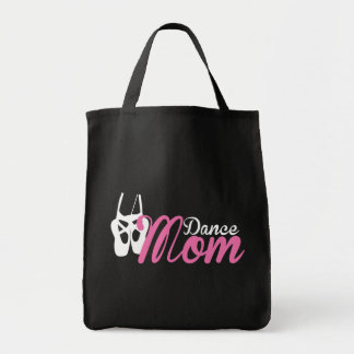 Dance Mom Canvas Bag