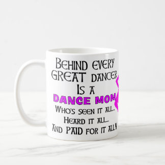 Dance Mom Fling #1 Coffee Mug