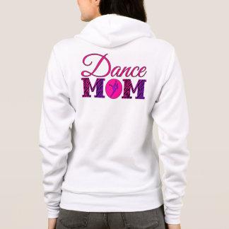 Dance Mom Zebra Print Hoodie