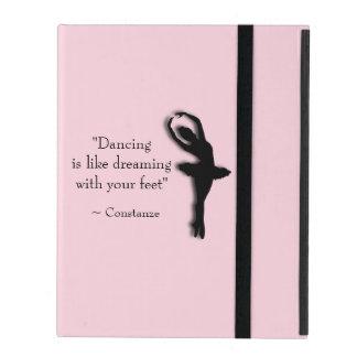 Dance Motivational Case For iPad