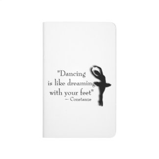 Dance Motivational Journal