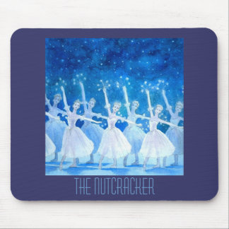 Dance mouse pad of spirit of snow
