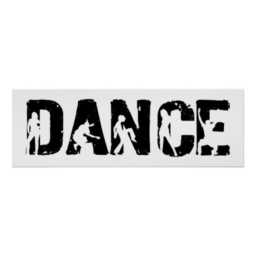 DANCE! Movers and Shakers Print