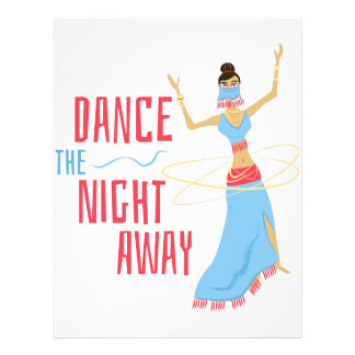Dance Night Away Letterhead