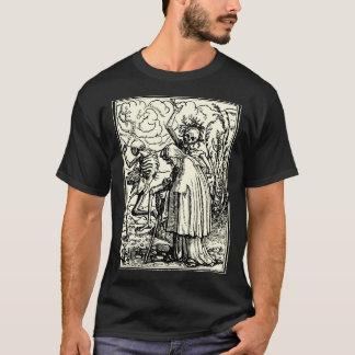 Dance of death, Dance OF macabre (getting leg) T-Shirt