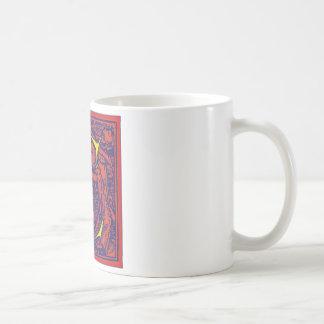 Dance of Death Letter C Coffee Mug