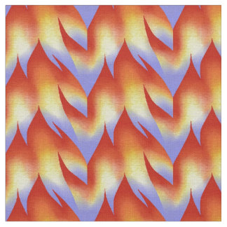 Dance of Flames Fabric