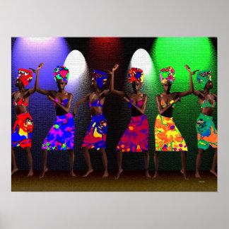 Dance of Sisterhood Poster