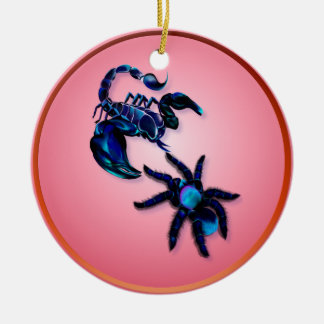 Dance Of The Arachnids Ornament