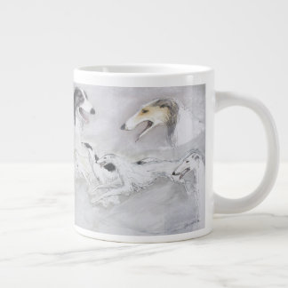 Dance of the Borzoi Mug
