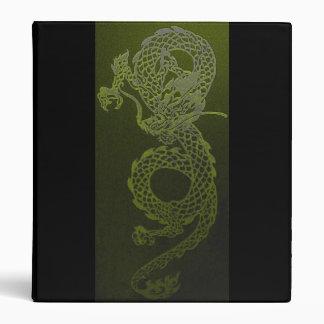 Dance of the Dragon binder